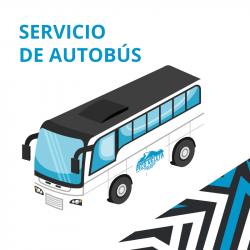 SERVICIO DE AUTOBUS - 37ª...